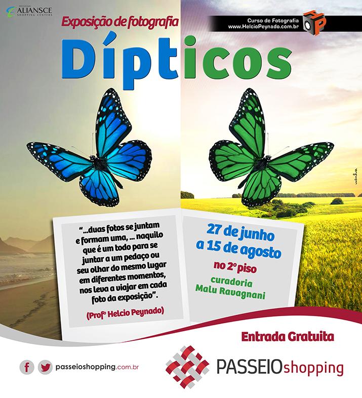 Dipticos Helcio Peynado Passeio Shopping