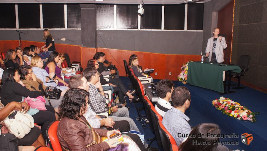 Curso de Fotografia Helcio Peynado